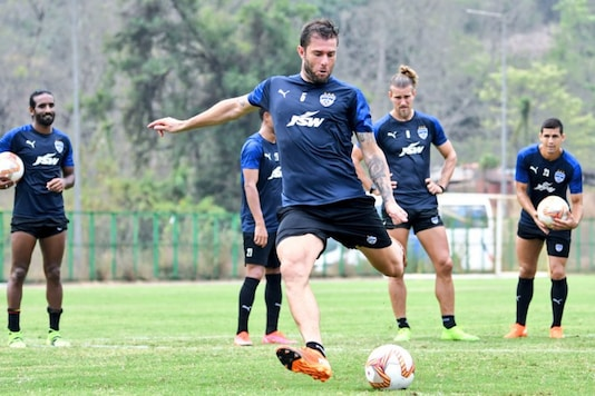 Bengaluru FC (Photo Credit: Twitter)