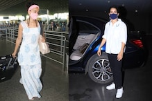 Taapsee Pannu, Sanya Malhotra, Ranbir Kapoor Among Celebrities Spotted Out And About