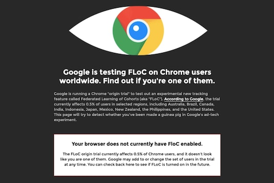 Google Chrome FLoC Trial: How to Know if You're Being Tracked and Opt Out of it