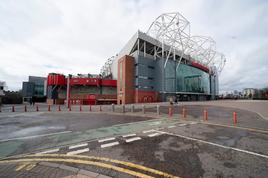 Manchester United's Old Trafford (Photo Credit: AP)