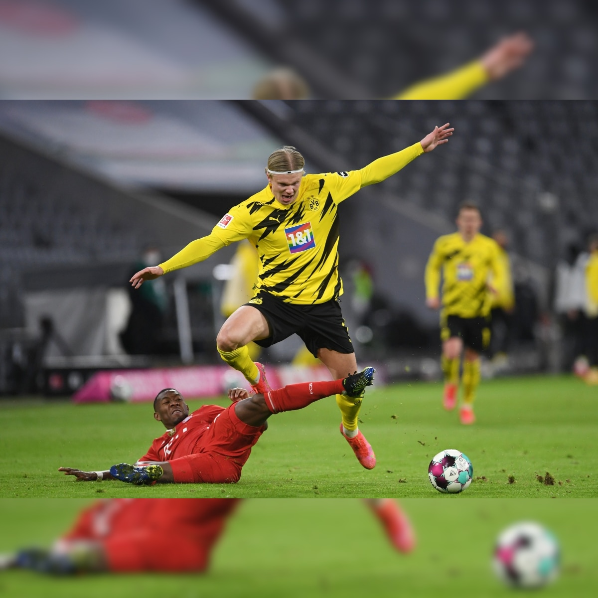 Borussia Dortmund Bayern Munich Reject European Super League Plans Dortmund Chairman