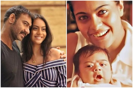 Kajol and Ajay Devgn Wish 'Happy Adulthood' to Daughter Nysa as She Turns 18
