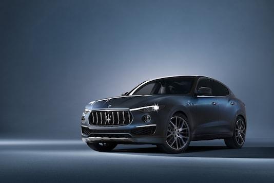 Maserati Levante Hybrid. (Image source: Maserati)