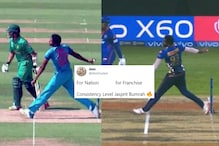 Bumrah Trolled for Bowling Two No-balls in Death Over, Fans Ask 'What About MI Batsmen?'