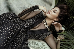 Jacqueline Fernandez Looks Royal In Stunning Bridal Outfits, See Diva's Drop-dead Gorgeous Pics