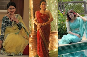 In Pics: Actresses Looking Flawless in Sarees in TV Shows