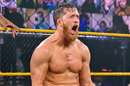 Kyle O'Reilly (Photo Credit: WWE)