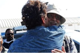 Babil Khan Shares Throwback Pic of Irrfan with Amitabh Bachchan from 'Piku' Shoot