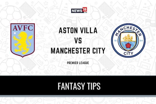 Premier League: Aston Villa vs Manchester City