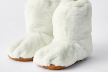 This Australian Store is Selling Microwaveable Slippers That Can be Warmed Up to Relieve Pain