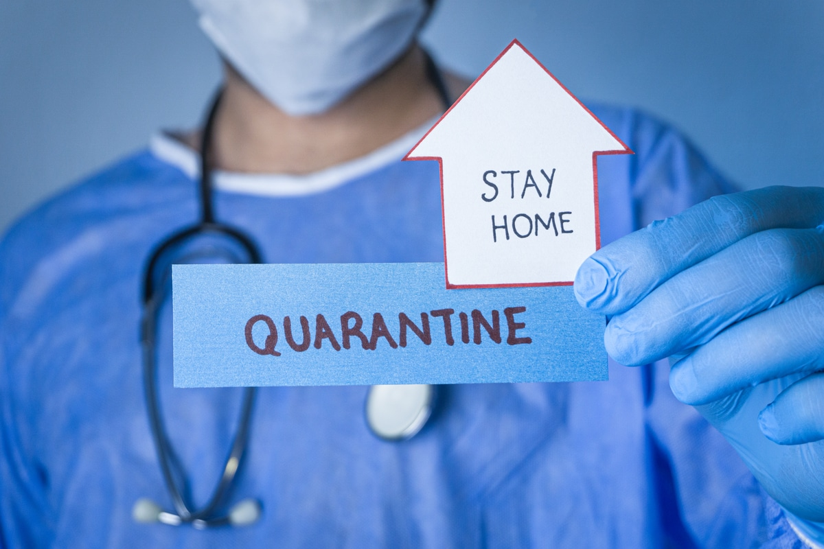 COVID-19: Things To Follow In Home Quarantine; People Around Should Take Precautions thumbnail