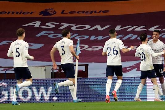 Manchester City (Photo Credit: AP)