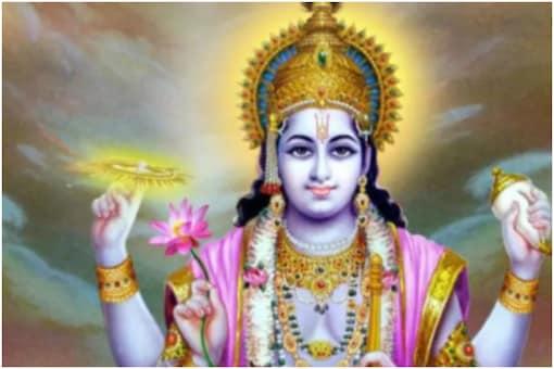 On Kamada Ekadashi, devotees worship Lord Vishnu.