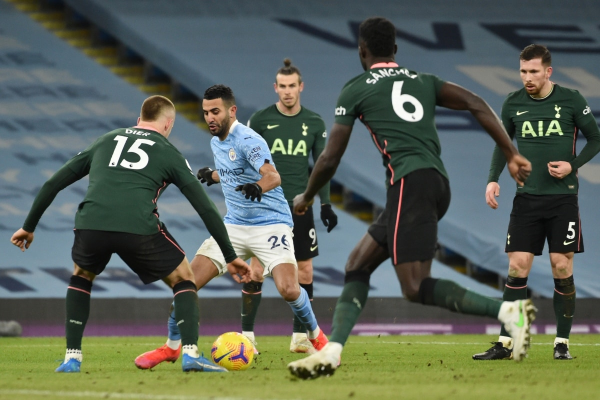 Manchester City Tottenham Hotspur Clash In Carabao Cup Final After Super League Debacle