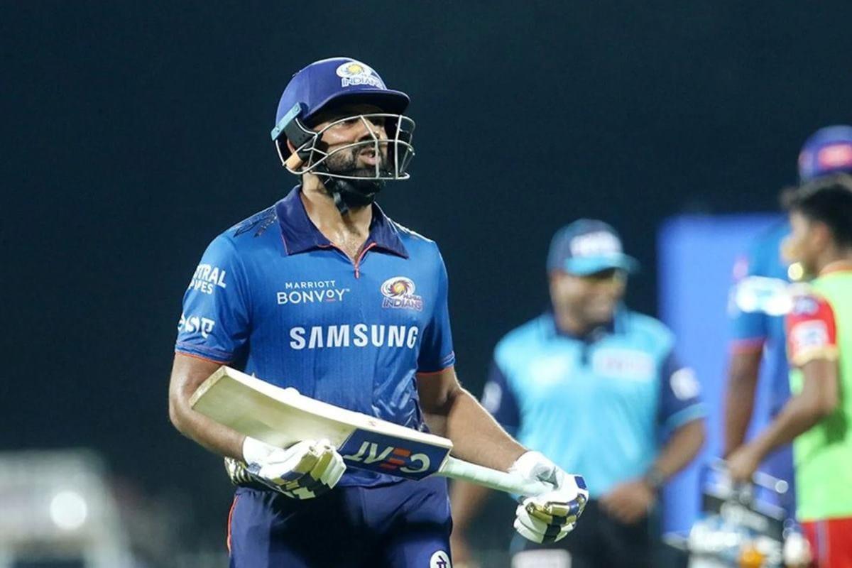 IPL 2021: 'Not Putting Enough Effort', Says Rohit Sharma After MI Succumb to Successive Defeats thumbnail
