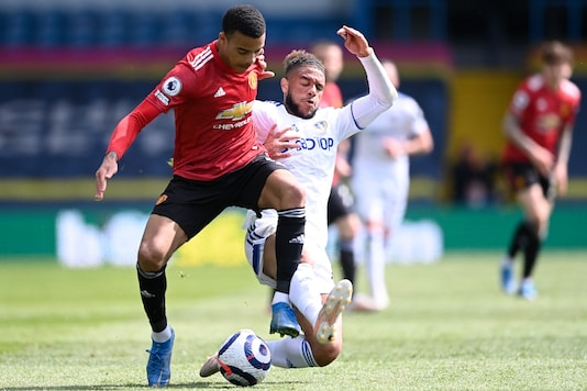 Manchester United drew with Leeds United. (Photo Credit: AP)
