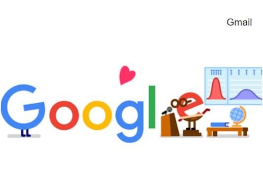 Screen grab of April 26th Google Doodle.