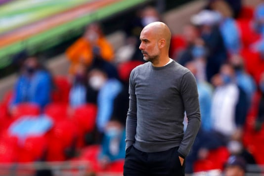 Pep Guardiola (Photo Credit: AP)
