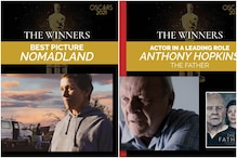 Oscars 2021: Complete List of Winners at the 93rd Academy Awards