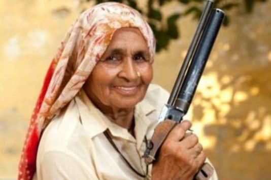 Shooter Dadi Chandro Tomar (Photo Credit: Twitter)