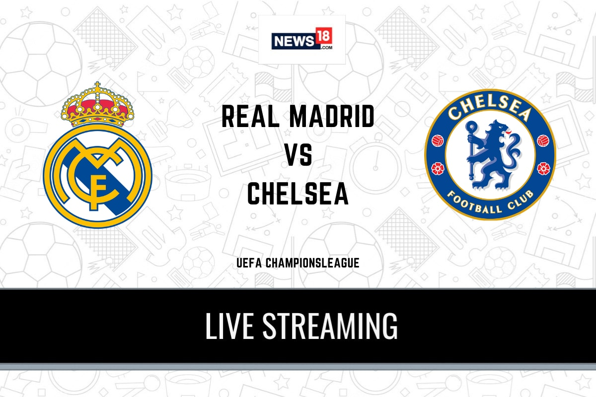 UEFA Champions League 2020-21 Semi-Final Real Madrid vs ...