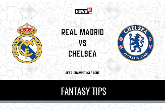 UEFA Champions League: Real Madrid vs Chelsea