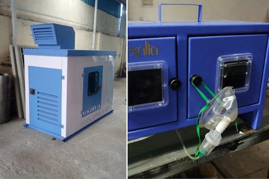 Noida Man Develops Water-Based Oxygen Concentrator-Cum-Mini Ventilator Amidst Clamour For Oxygen