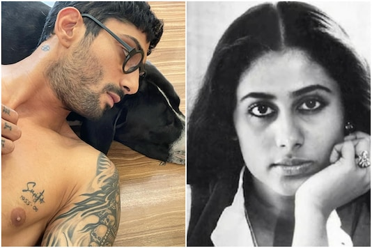 Prateik Babbar Gets Mom Smita Patil's Name Tattooed on His Heart: Exactly Where She's Supposed to Be