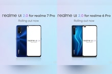 Realme 7 Pro and Realme 6 Pro Start Receiving Android 11-Based RealmeUI 2.0 in India: What's New