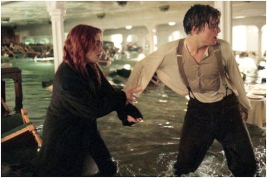 Still from Titanic