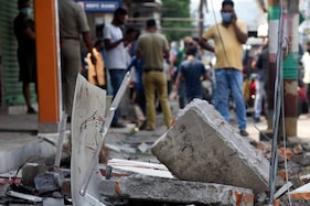 Residents Evacuated After Five-storey Building in Thane Develops Cracks