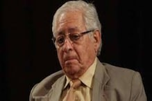 'One of the Greatest Legal Minds': CJI, Lawyer's Body Pay Homage to Soli Sorabjee