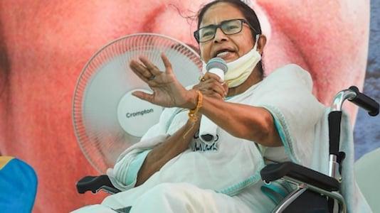 File photo of Mamata Banerjee. (PTI)