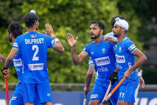 Indian men's hockey team (Photo Credit: IANS)
