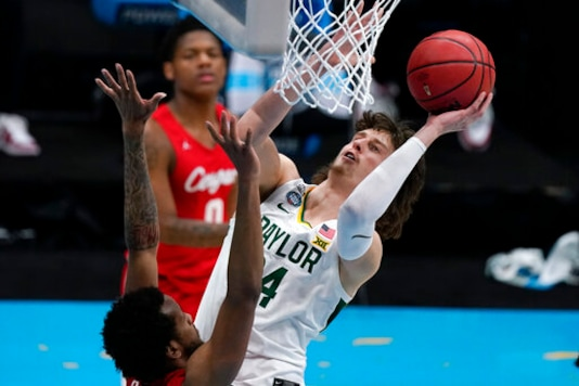 Bearing Down: Baylor Routs Houston 78-59 To Reach Title Game
