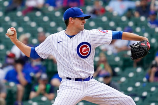 Cain 2 HRs, Woodfuff Sharp, Brewers Beat Cubs 4-2 In 10