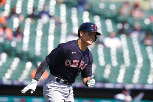 Indians Beat Tigers 9-3, Overcome Baddoo 1st-pitch Home Run