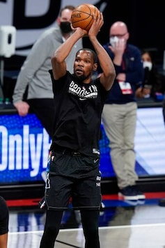 Durant Returns To Nets After 23-game Absence