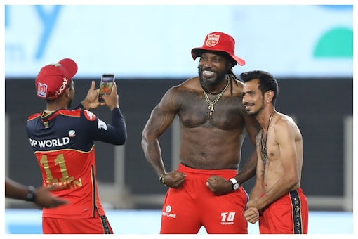 IPL 2021: Hilarious Summary Posted by PBKS of Their Win Against RCB – Using References of Chris Gayle & Yuzvendra Chahal