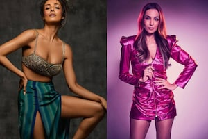 Malaika Arora's Best Style Moments: See The Diva Looking Gorgeous In Gowns, Sarees And More