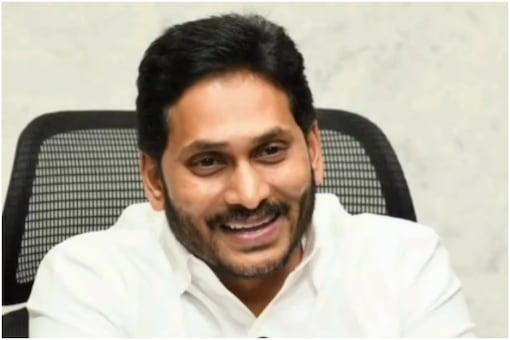 File photo of Andhra CM YS Jagan Mohan Reddy.