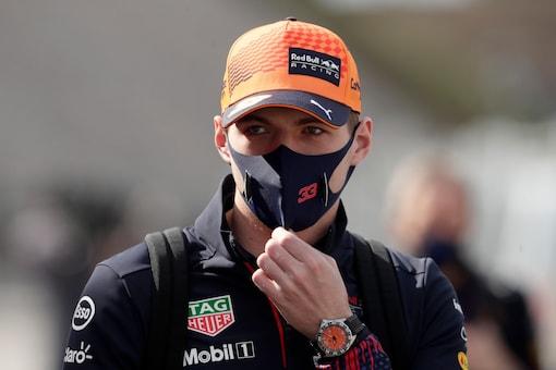 Max Verstappen (Photo Credit: AP)