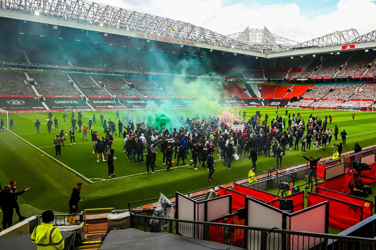 Manchester United vs Liverpool Game Rearranged for May 13