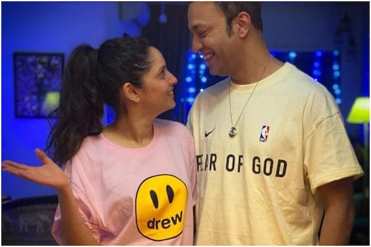 Ankita Lokhande Shares Romantic Moments with Vicky Jain, See Pics