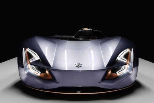Suzuki Misano Concept. (Image source: Suzuki)