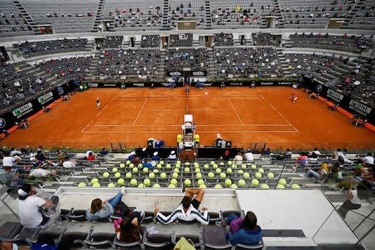 Italian Open (Photo Credit: Reuters)