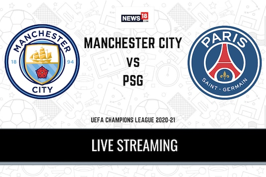 UEFA Champions League 2020-21 Manchester City vs Paris Saint-Germain LIVE Streaming: When and Where to Watch Online, TV Telecast, Team News