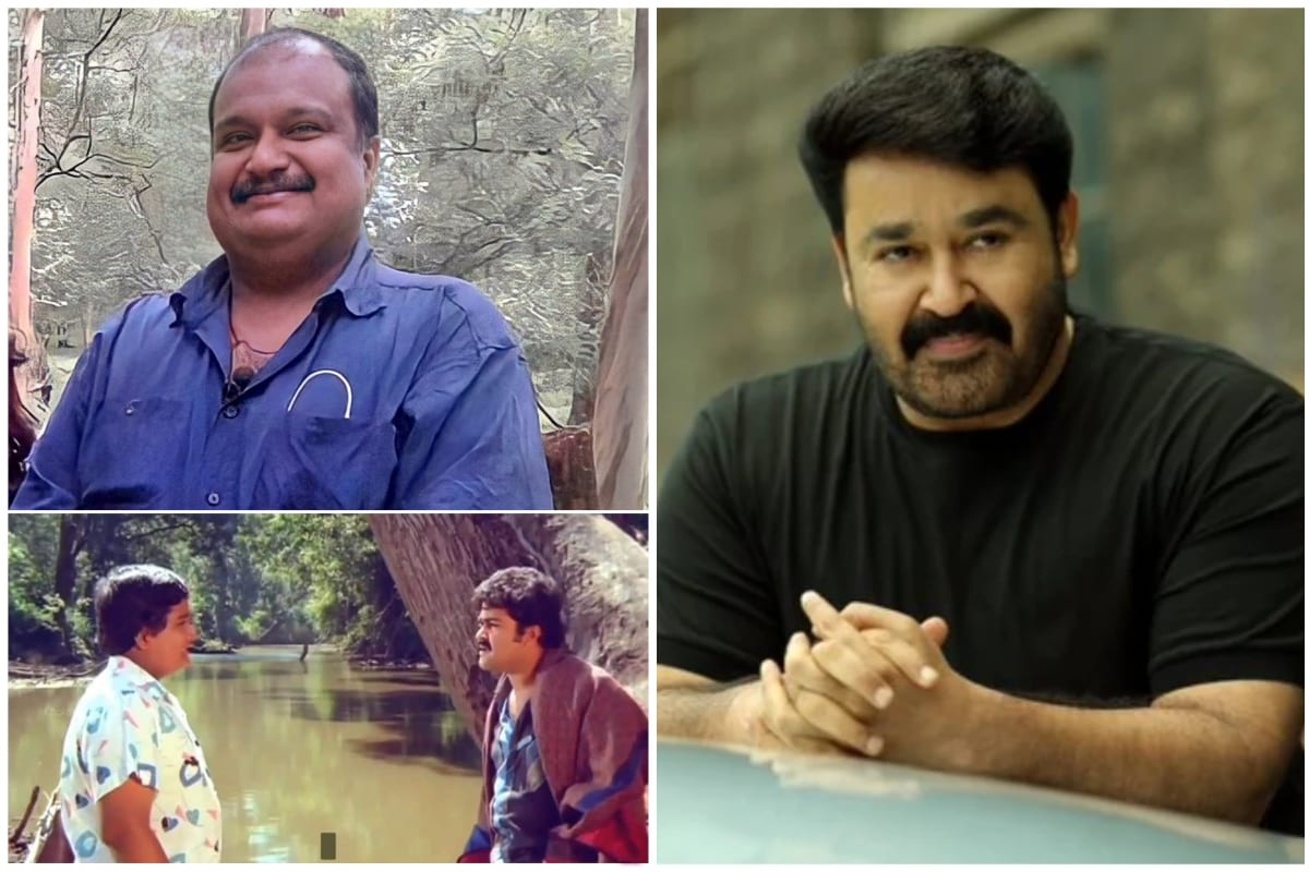 Malayalam Film and TV Actor Sharan Passes Away, Mohanlal Pays Tribute