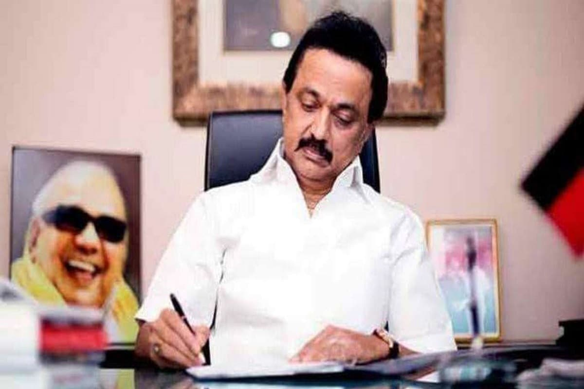 DMK MPs, MLAs Will Give a Month's Salary for CM Fund, Says Stalin