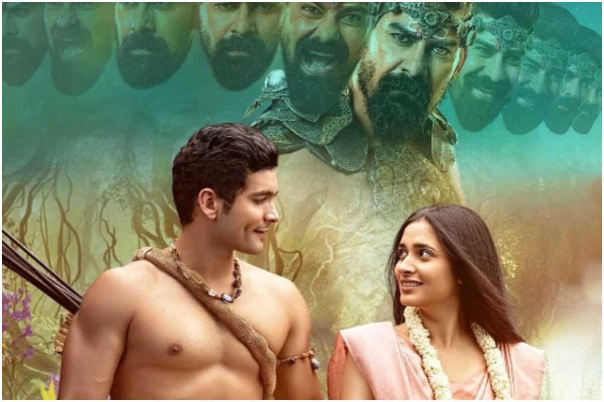 Glossy, Contemporary Touch to Ramayan Without the Right Feel
